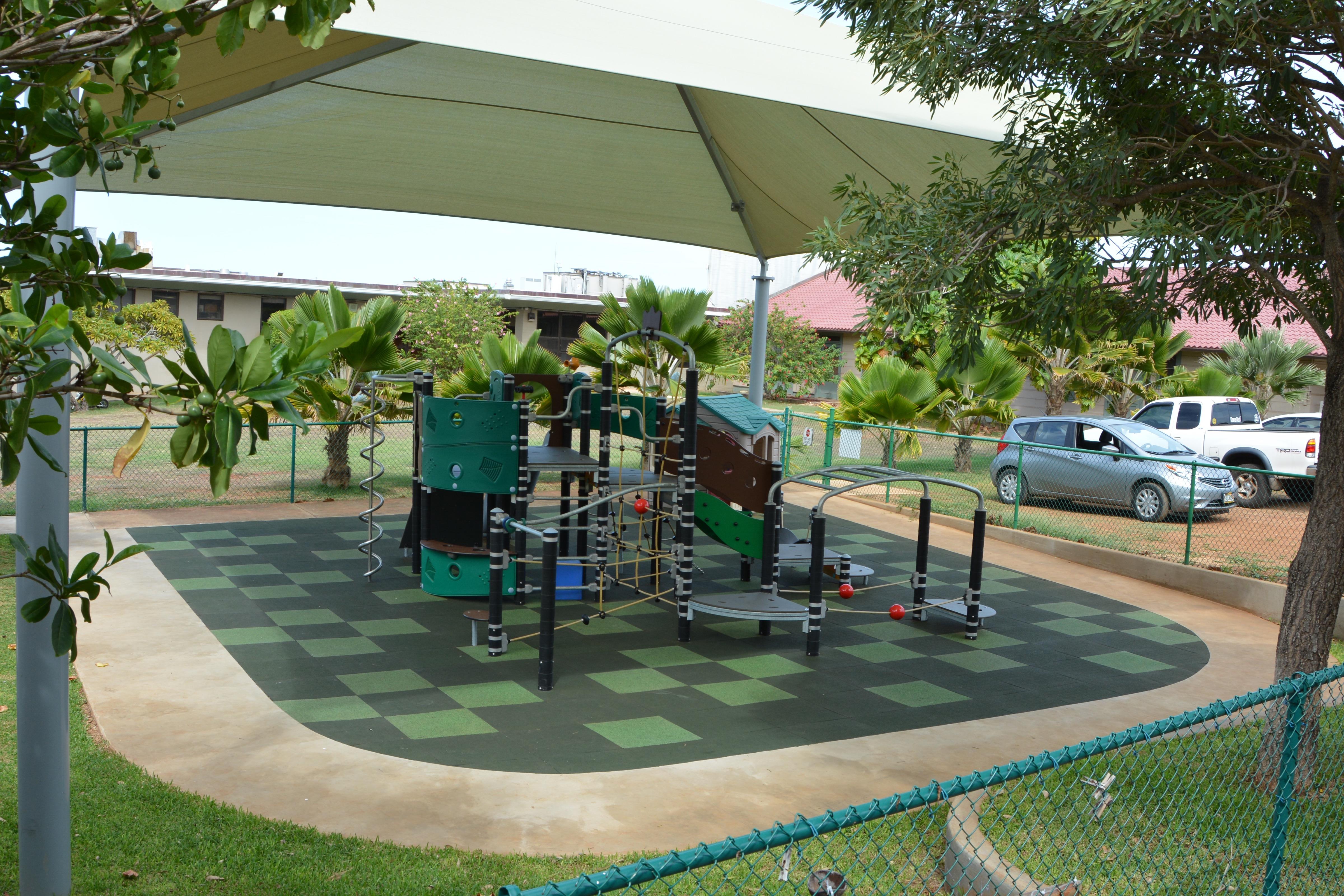 playground shade structure