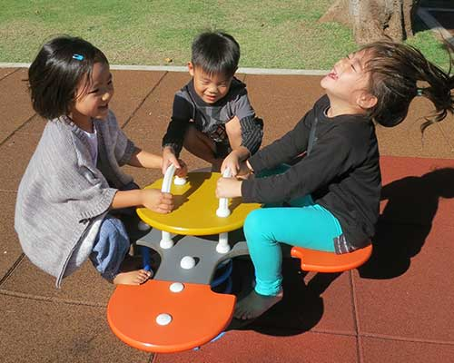 Exciting, safe, play equipment for pre0schoolers and school age kids