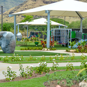 LandScape Architect and Specifier News: Ma'ili Community Center