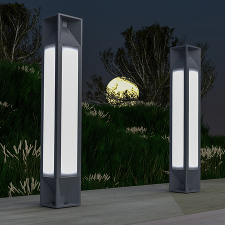 Illumintated Bollards