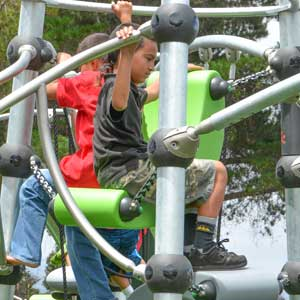Playground Climbing Equipment