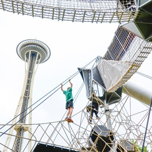Playground Professionals: Seattle Center