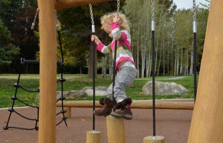 Confluence Park Playground Structure