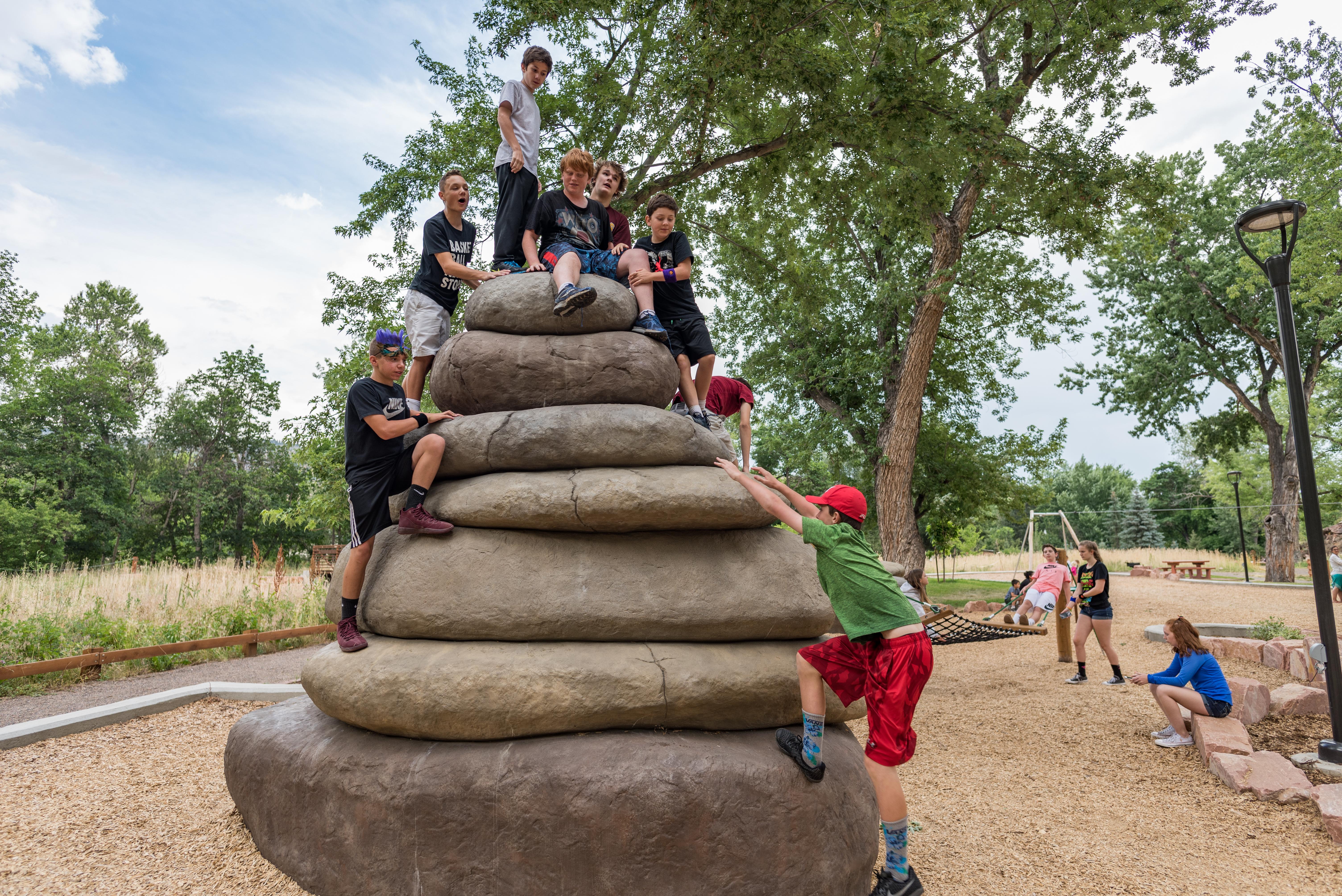 IDS Rock Climber