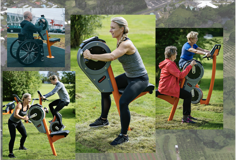Fitness Equipment for All Ages